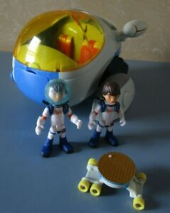 Disney Jr Miles from Tomorrowland Starjetter 3 IN 1 Playset