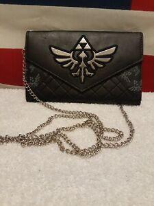 Nintendo: Legend Of Zelda Ladies Purse / Clutch Bag
