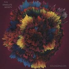 The Dissolute Society - Soldiering On (NEW CD)