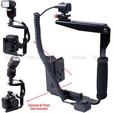 Kamera Halterung Blitzneiger i-TTL Cord Kabel für Nikon Blitz B910 SB900 SB700