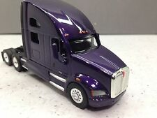 HO 1/87 TSH # 106 Kenworth T-700 Tandem Axle Tractor - Purple