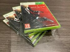 HITMAN ABSOLUTION XBOX 360 PRECINTADO NUEVO SEALED EN CASTELLANO