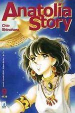 manga STAR COMICS ANATOLIA STORY numero 9
