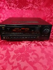 Pioneer VSX-502 Audio Video Stereo Receiver Dolby Surround Multi Room Vintage