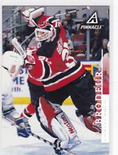 MINT!  1996-97 PINNACLE NO. 43  MARTIN BRODEUR NEW JERSEY DEVILS