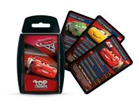 Top Trumps - DISNEY CARS 3 - Winning Moves 62790 - NEU