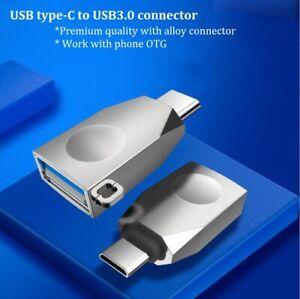 USB C USB-c Type-C HUB adapter Connector 1 2 4 ports to USB OTG Macbook Windows