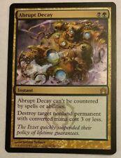 Magic Mtg Abrupt Decay Décomposition abrupte