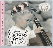 Growing Minds with Music: Classical Music by Compact Disc Staff, CD