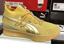 PUMA Men's Clyde Court Title Run  Basketball Shoes 9,10,10.5,11,11.5,12,14,15 US