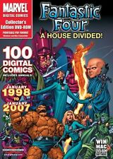 Fantastic Four - A House Divided (DVD, 2007)