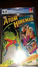 ATOM AND HAWKMAN #41 CGC 6.5 ( FN+ ) - Joe Kuber Cover & Art Silver Age DC