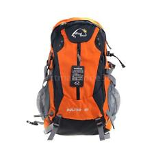 7d1eae0d2c20 40L OUTDOOR SPORT TRAVEL BACKPACK HIKING CLIMBING KNAPSACK ORANGE BAG ORAN  M3W0