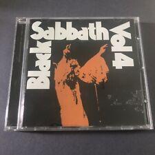 BLACK SABBATH Vol 4 (CD 1972/1996 Castle Communication) OZZY OSBOURNE