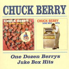 One Dozen Berrys/New Juke Box Hits by Chuck Berry (CD, Feb-2002, Bgo)