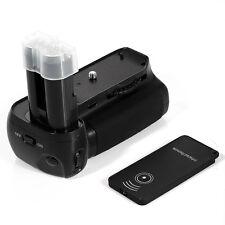 MB-D80 Vertical Battery Grip Pack For Nikon D90 D80 MBD80 Camera EN-EL3e Holder