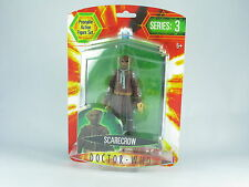Doctor Who Scarecrow Blue Tie Series 3 BBC MOSC New Unopened