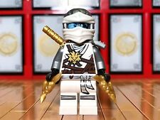 Lego Ninjago Day of the departed Zane Mini figure 70595