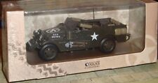 ATLAS EDITIONS - U S M3 SCOUT CAR     - 1:43 - MINT/UNOPENED/SEALED