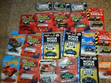23 LOT ALL VW VOLKSWAGEN BUG & BUS HOT WHEELS MAISTO MATCHBOX TONKA SPEED WHEELS