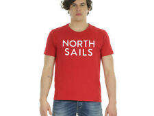 Abbigliamento da uomo rossi marca North Sails