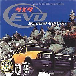 4X4 Evolution (Jewel Case) - PC