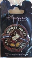 PIN Disneyland Paris ECUSSON / Logo MARKET MICKEY