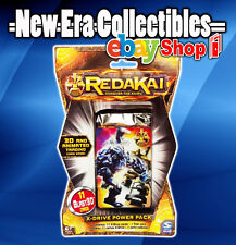 Redakai - Conquer The Kairu - 11 Cards - X-Drive Power Pack - Spin Master 2011