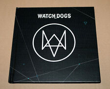 The Art of Watch Dogs limited Edition Artbook Book PS3 PS4 Xbox One 360