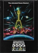 Daft Punk  & Leiji Matsumoto's - Interstella 5555 (DVD, 2003)