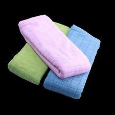 6x Branded Microfiber Cleaning Floor Cloth Auto Car Wash Wiper Towel 80x50cm