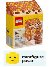 Lego 5005156 - Gingerbread Man Minifigures Holiday Christmas - NEW & SEALED