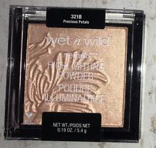 Wet n Wild MegaGlo Highlighting Powder Precious Petals #321 Mega Glow NEW