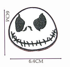Skull Iron on Embroidered Sew Patch Badge Patches Crafts Lot of designs  #178