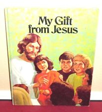 My Gift from Jesus by Douglas Larson 1975 Kids Illustrated LDS Mormon Book Rare