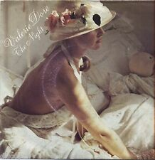 "VALERIE DORE - The night - VINYL 7"" 45 ITALY 1984 NEAR MINT COVER VG+ CONDITION"