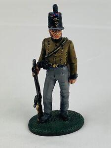 Del Prado, Soldier, Rifleman, PORTUGUESE CAZADORES 1812 lead 1/32