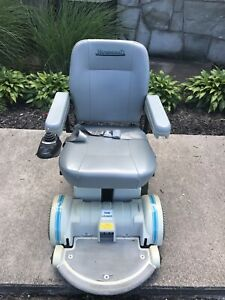 Hoveround mpv5 power wheelchair, with rotating seat - used condition