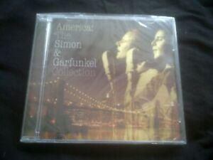 AMERICA-THE SIMON & GARFUNKEL COLLECTION CD NEW,SEALED
