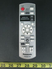 Panasonic Projector Remote Control for Wireless Presentations School Office