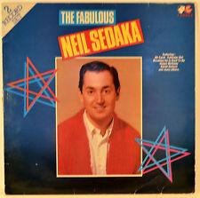 Vinyl Album Neil Sedaka The Fabulous 2 LP 1982 Cambra CR 060