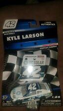 Kyle Larson 2018 NASCAR Authentics DC Solar 1:64 diecast