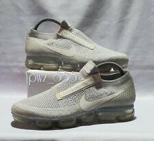 NIKE VAPORMAX x Comme Des Garcons Light Gray Sneakers Women's Size 10.5