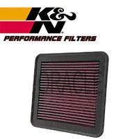 K&N HIGH FLOW AIR FILTER 33-2951 FOR MITSUBISHI L 200 2.5 DI-D 4WD 178 BHP 2010-