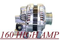 HONDA 2009-2008 2007 2006 Honda Civic 1.8L 160 HIGH AMP ALTERNATOR HIGH OUTPUT