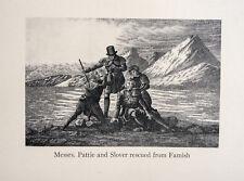 James Pattie 1833 Personal Narrative Early Western Travels 1905 Arthur Clark