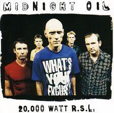 Midnight Oil - 20000 Watt RSL: Collection [New CD]