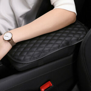 Universal Armrest Cushion Cover Center Console Box Pad Protector Car Accessories