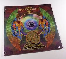 MASTODON Crack The Skye LP BLACK VINYL *SEALED* deftones the sword converge