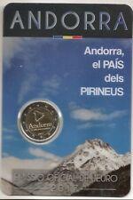 Andorra 2 Euros 2017 El Pais Pirenaico @ Novedad Febrero 2018 @ 6ª emisión @